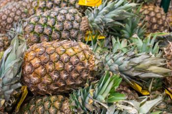 Ananas Victoria Avion île de la Réunion