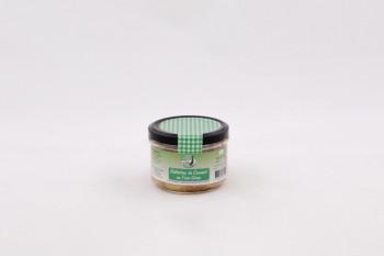 conserve canard foie gras rillette 160grs