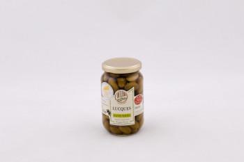 Olives vertes bocaux 200grs