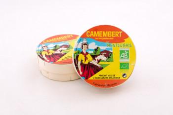 Camembert MONTSUR BIO