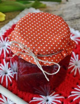 CONFITURE fraise AB 325grs